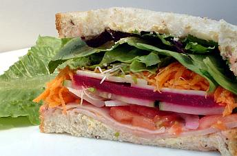 Summer means great salad sandwiches from Coastal cafes